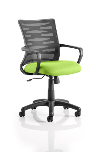 Picture of Office Chair Company Vortex Bespoke Colour Seat Swizzle