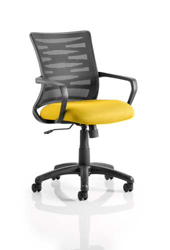 Picture of Office Chair Company Vortex Bespoke Colour Seat Sunset