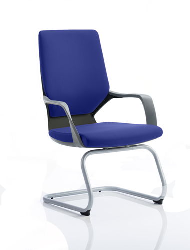 Picture of Office Chair Company Xenon Black Visitor Bespoke Colour Serene