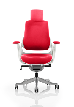 Picture of Office Chair Company Zure Fully Bespoke Colour  Cherry