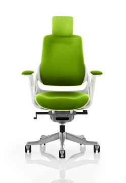 Picture of Office Chair Company Zure Fully Bespoke Colour  Swizzle