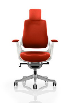 Picture of Office Chair Company Zure Fully Bespoke Colour  Pimento