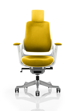 Picture of Office Chair Company Zure Fully Bespoke Colour  Sunset