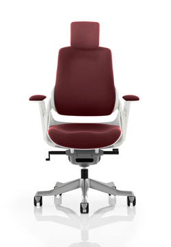 Picture of Office Chair Company Zure Fully Bespoke Colour  Chilli