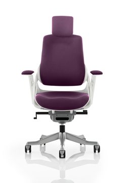 Picture of Office Chair Company Zure Fully Bespoke Colour  Purple