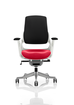 Picture of Office Chair Company Zure Bespoke Colour Seat Cherry