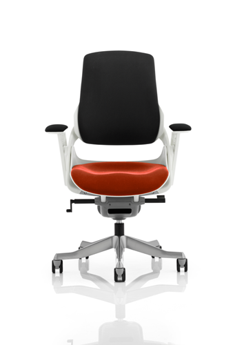 Picture of Office Chair Company Zure Bespoke Colour Seat Pimento
