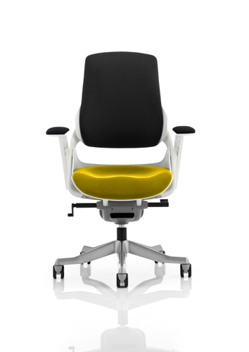 Picture of Office Chair Company Zure Bespoke Colour Seat Sunset