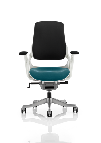 Picture of Office Chair Company Zure Bespoke Colour Seat Kingfisher