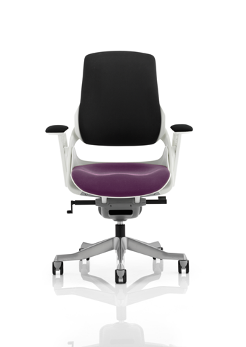 Picture of Office Chair Company Zure Bespoke Colour Seat Purple