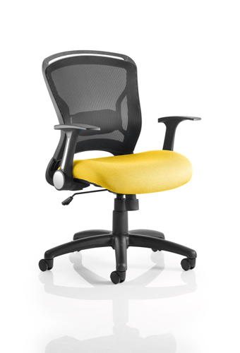 Picture of Office Chair Company Zeus Bespoke Colour Seat Sunset