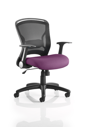 Picture of Office Chair Company Zeus Bespoke Colour Seat Purple