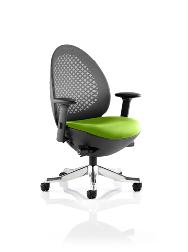 Picture of Office Chair Company Revo Bespoke Colour Seat In Swizzle