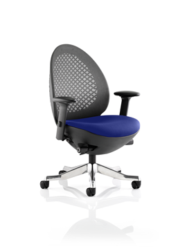 Picture of Office Chair Company Revo Bespoke Colour Seat In Serene