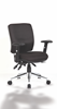 Picture of Office Chair Company Chiro Task Operators Chair Black With Arms Medium Back