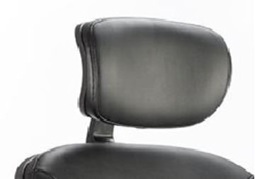 Picture of Office Chair Company Mirage Executive Chair Black Leather With Arms Without Headrest