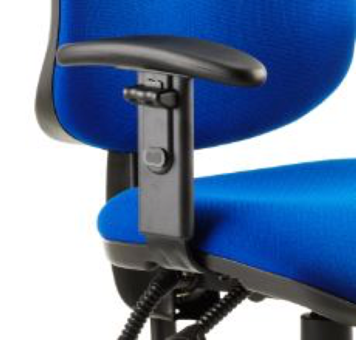 Picture of Office Chair Company Eclipse Standard Height Adjustable Arm (no chrome)
