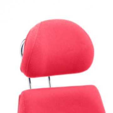 Picture of Office Chair Company Chiro Plus Headrest Bespoke Colour Cherry