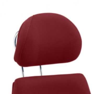 Picture of Office Chair Company Chiro Plus Headrest Bespoke Colour Chilli