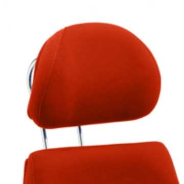 Picture of Office Chair Company Chiro Plus Headrest Bespoke Colour Pimento