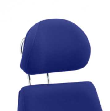 Picture of Office Chair Company Chiro Plus Headrest Bespoke Colour Serene