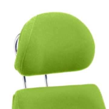 Picture of Office Chair Company Chiro Plus Headrest Bespoke Colour Swizzle
