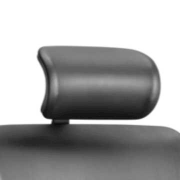 Picture of Office Chair Company Ergo-Dynamic Headrest Black Frame Bonded Leather