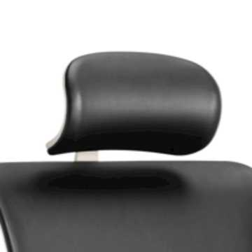 Picture of Office Chair Company Ergo-Dynamic Headrest Grey Frame Bonded Leather