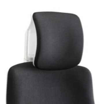Picture of Office Chair Company Zure Headrest Black Fabric