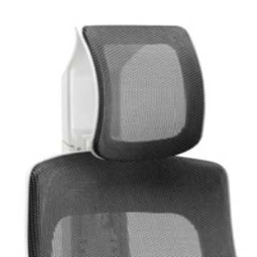 Picture of Office Chair Company Zure Headrest Charcoal Mesh