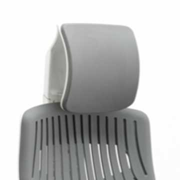 Picture of Office Chair Company Zure Headrest Elastomer Grey