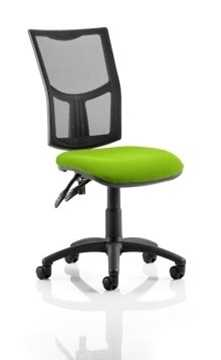Picture of Office Chair Company Eclipse II Lever Task Operator Chair Mesh Back With Bespoke Colour Seat in Swizzle