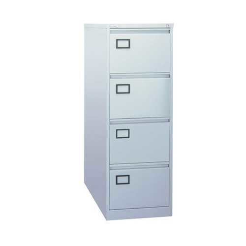 Picture of Office Chair Company Jemini 4 Drawer Filing Cabinet Grey