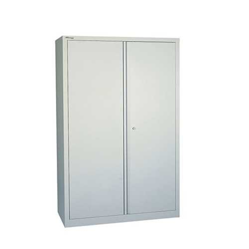Picture of Office Chair Company Jemini Grey 2 Door Storage Cupboard 1806mm