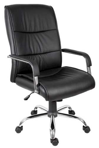 Picture of Office Chair Company Kendal Luxury Executive Chair Black