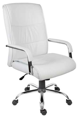 Picture of Office Chair Company Kendal Luxury Executive Chair White