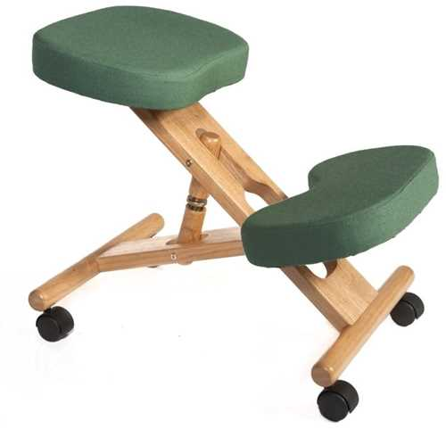 Picture of Office Chair Company Kneeling Chair Wood Green