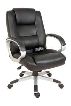 Picture of Office Chair Company Lumbar Massage Executive Chair