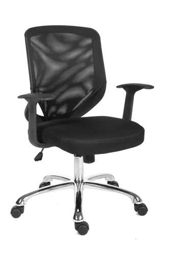 Picture of Office Chair Company Nova Black Mesh