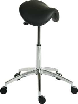 Picture of Office Chair Company Perch Black Stool
