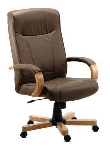 Picture of Office Chair Company Richmond Brown Leather