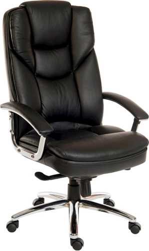 Picture of Office Chair Company Skyline Massage Black Leather