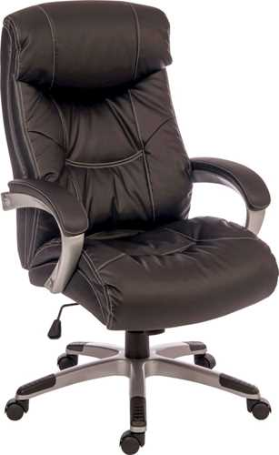 Picture of Office Chair Company Siesta Black Leather