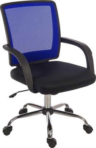 Picture of Office Chair Company Star Blue Mesh