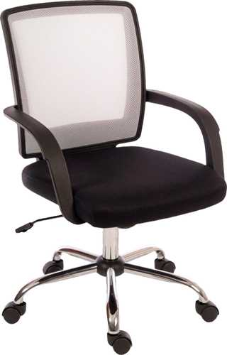Picture of Office Chair Company Star White Mesh