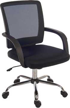 Picture of Office Chair Company Star Black Mesh