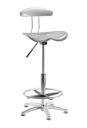 Picture of Office Chair Company Tek Chair Silver