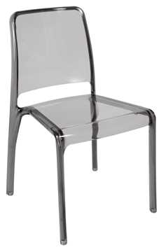 Picture of Office Chair Company Clarity Smoked