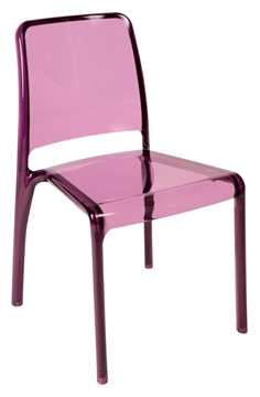 Picture of Office Chair Company Clarity Violet