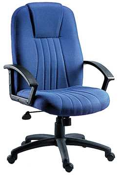 Picture of Office Chair Company City Fabric Blue